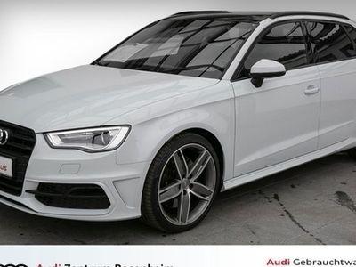 gebraucht Audi S3 Sportback 2.0 TFSI quattro (Pano,Alc/Leder,B+O,Navi) Xenon