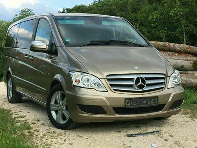 gebraucht Mercedes Viano 3.0 CDI DPF lang Automatik Trend Edition