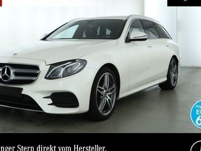 gebraucht Mercedes E200 T AMG LED Kamera SHZ
