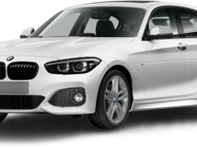 gebraucht BMW 120 120 d xDrive M Sport EURO 6 Aut LED PGD Navi Klima Temp Shadow