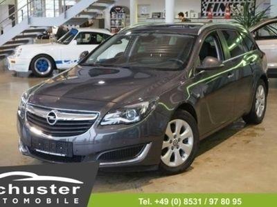 gebraucht Opel Insignia A ST 2.0CDTI Business Edition Pano.Dach