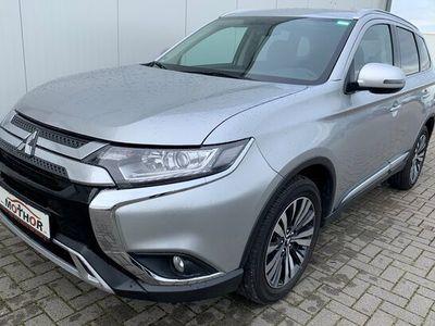gebraucht Mitsubishi Outlander 2,0 Active 2WD CVT