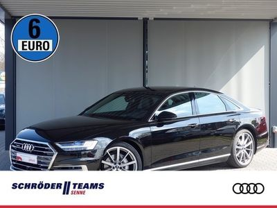 gebraucht Audi A8 50 TDi quattro tiptronic Panorama Head up Standheizung