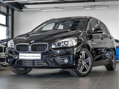gebraucht BMW 216 Active Tourer 2er d Sport Line