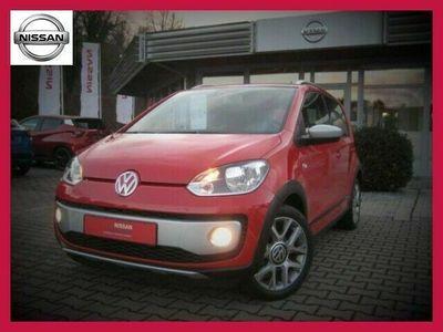 gebraucht VW cross up! up!4-Türer NAVI KLIMA LM SH PDC