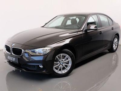 gebraucht BMW 316 d Limousine (Navi AHK Automatik Shz)