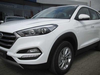 gebraucht Hyundai Tucson 1.6 GDi 2WD Soko Navi + CAM + PDC + Klima +