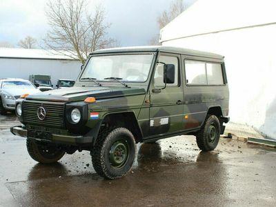 gebraucht Mercedes G290 GD lang GUTER ZUSTAND!!! H-ZUL.!!!