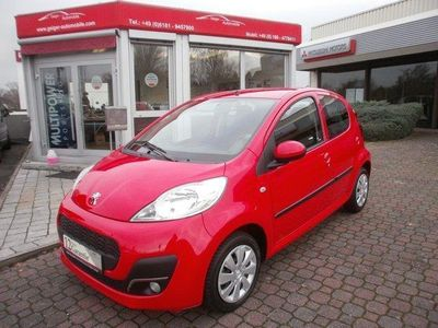 gebraucht Peugeot 107 Active 5trg, 1.Hd