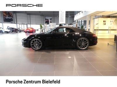 gebraucht Porsche 911 Carrera Cabriolet 992 3.0 EU6d-T Leder LED Navi AD ACC Rückfahrkam. Dyn. Kurvenlicht