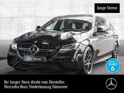 gebraucht Mercedes E63 AMG S T 4Matic Sportpaket Bluetooth Navi LED