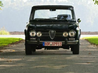 gebraucht Alfa Romeo Giulia Super 1.6