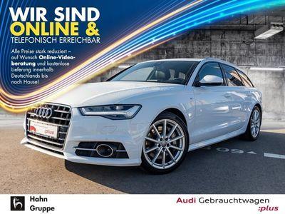 gebraucht Audi A6 Avant 3.0TDI qua Tiptrc S-line EU6 Luft ACC LED
