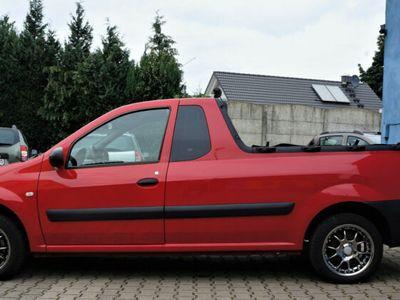 gebraucht Dacia Logan Pick-Up mit abnehmb. AHK*ALU