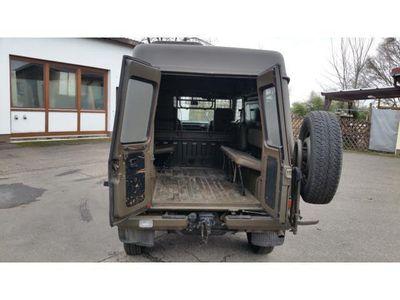 gebraucht Mercedes G230 GE, SCHWEIZER ARMEE KLIMA & STANDHEIZUNG,