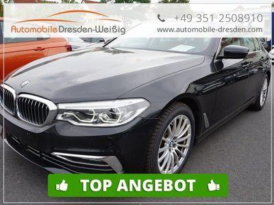 gebraucht BMW 520 d xDrive Luxury Line*Driving Assist+*HeadUp