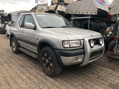 gebraucht Opel Frontera B Sport RS*1Hand**Getriebeschaden*