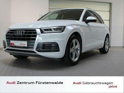 gebraucht Audi Q5 2.0 TDI qu.Stronic sport LED NAVI