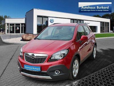 gebraucht Opel Mokka Edition AHZV, Bi-Xenon, Winterpaket, Komfort-Paket
