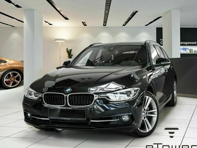 gebraucht BMW 335 xdT Adap.LED AHK Leder Pano HeadUp SpeedInfo