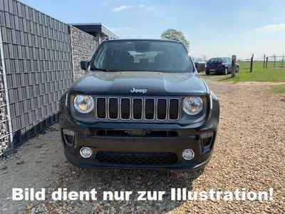gebraucht Jeep Renegade 1.3 S&S 6AT Limited Navi 8Zoll S.Hzg...