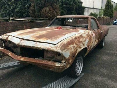 gebraucht Chevrolet El Camino 1969,Chevelle,Ami,Us C...