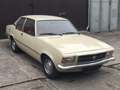 gebraucht Opel Rekord D-L Luxus Automatik