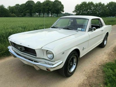 gebraucht Ford Mustang 66er Coupe A Code