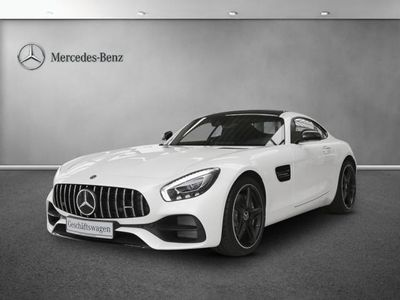 gebraucht Mercedes AMG GT PerformanceAbgas/Memory/Pano/Ride Control