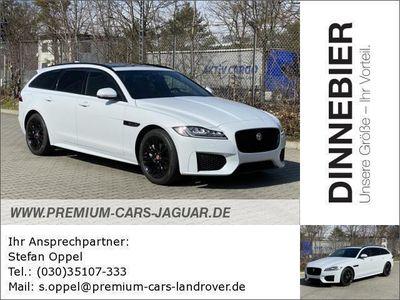 gebraucht Jaguar XF Sportbrake 25d AWD Chequered Flag | Berlin Neuwagen, bei Autohaus Dinnebier GmbH