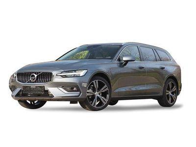 gebraucht Volvo V60 Inscription MJ 2021/PDC v+h/IntelliSafeAssist D4 140 kW (190PS) 8-Gang Geartronic, Euro 6d-TEMP [2]