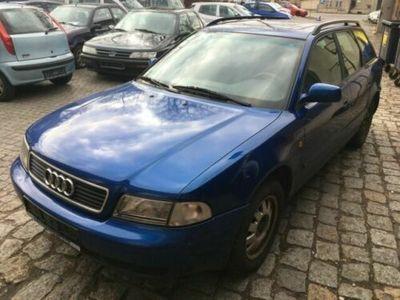 gebraucht Audi A4 Avant 1.8 D3 Klima *kein Tüv*