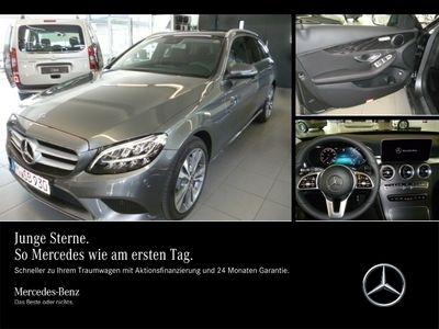 gebraucht Mercedes C220 d T-Modell Avantgarde/Navi/PDC/LED