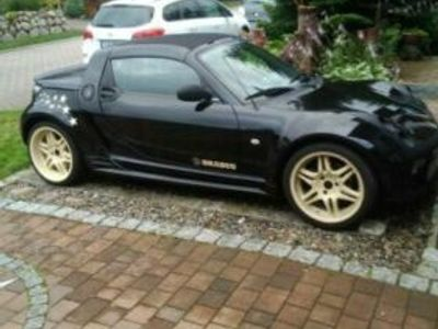 used Smart Roadster softtouch BRABUS Xclusive