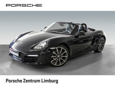 used Porsche Boxster Black Edition