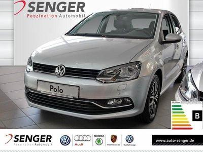 gebraucht VW Polo 1,2 TSI BMT Allstar