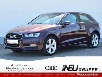 gebraucht Audi A3 Ambition 1.4 TFSI 92 kW (125 PS) 6-Gang