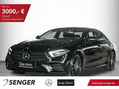 gebraucht Mercedes CLS400 CLSd 4M *AMG*Distronic*Sitzklima*Night*LED