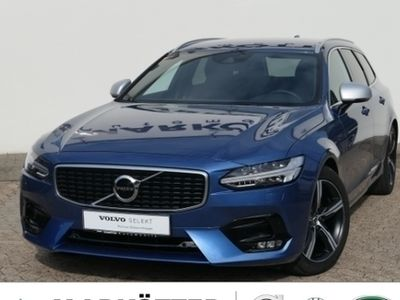 gebraucht Volvo V90 D4 R-Design Navi/LED/Kamera/Memory/AppleCarPlay