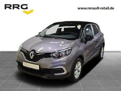 gebraucht Renault Captur TCE 90 LIMITED Euro 6 SUV