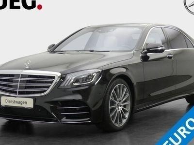 gebraucht Mercedes S560 4Matic AMG Lang Limousine