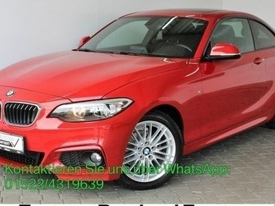 gebraucht BMW 218 i Coupe M Sport