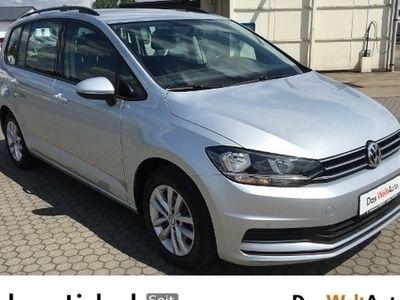 gebraucht VW Touran 1.6 TDI Comfortline AZV Navi