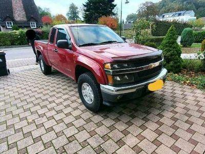 gebraucht Chevrolet Colorado Z71 4X4 als SUV/Geländewagen/Pickup in Trier
