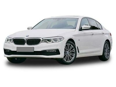gebraucht BMW 520 520 i Limousine Sport Line NaviProf GSD LED HiFi RFK