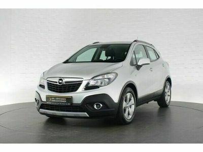 gebraucht Opel Mokka EDITION+NAVI+AGR-SITZ+LENK/-SITZHEIZUNG+TEMPOMAT+AHK+TAGFAHRLICHT