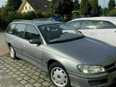 gebraucht Opel Omega B Kombi 2.5 V6