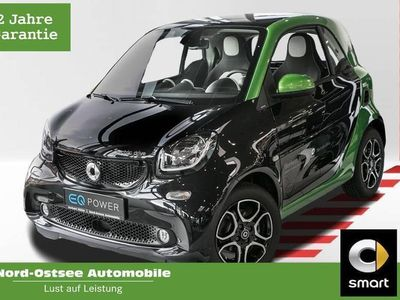 gebraucht Smart ForTwo Electric Drive Cool u. Media Pano.