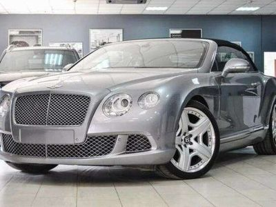 gebraucht Bentley Continental GTC 6.0 W12*Mulliner*Naim