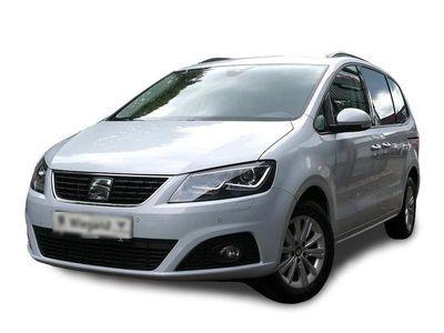 gebraucht Seat Alhambra 2.0 Diesel